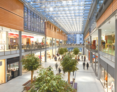 A Shopping Centre For The People, By The People