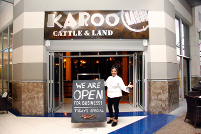 Karoo Cattle And Land Restaurant