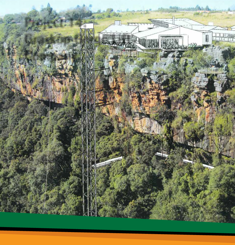 Project 14: Graskop Gorge Lift Company